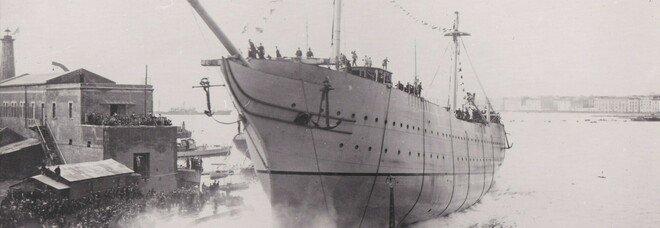 La nave Amerigo Vespucci compie 90 anni: da Castellammare ai mari di tutto il mondo