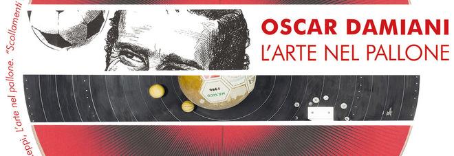 L'arte nel pallone di Damiani: «Zidane era Magritte, Gattuso Plessi»