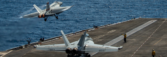 Usa contro Cina: il Mare del Sud, i venti di guerra