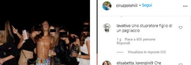 Ciro Grillo apre un nuovo profilo Instagram? Posta il video del padre e lo ricoprono di insulti (ma c'è un giallo)