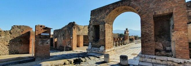 Pompei e il museo di Stabia riaprono dal 18 gennaio, chiusura nel weekend