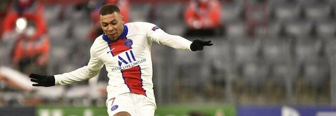 Bayern Monaco-Psg 2-3: Mbappé piega i campioni d'Europa