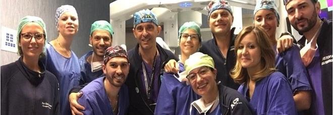 Nuove frontiere della chirurgia robotica pediatrica al Policlinico Federico II