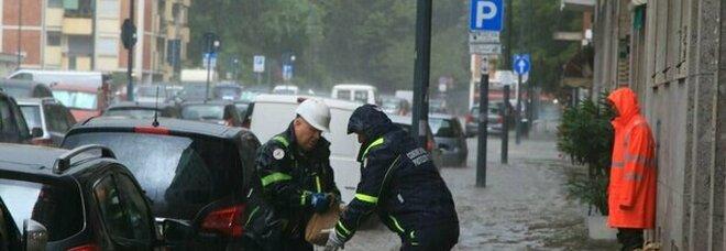 Grandine e nubifragi a Milano: Lombardia flagellata dal maltempo