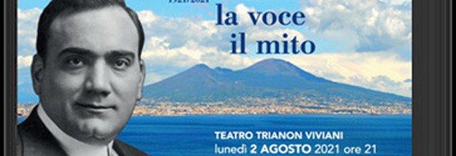 Trianon Viviani, «Caruso vive» nel mondo in diretta sul web