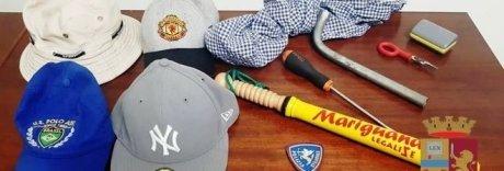 Napoli, gang di banditi intercettata  dalla Polstrada con il kit per le rapine