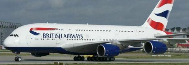 Volo British Airways per San Paolo rientra a Londra dopo 8 ore. «Era in pieno Atlantico»