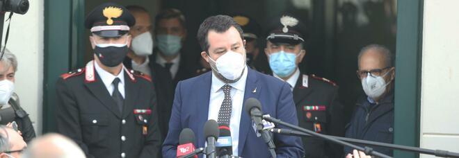 Open arms, Salvini: «Lettera di Conte fu pretestuosa»