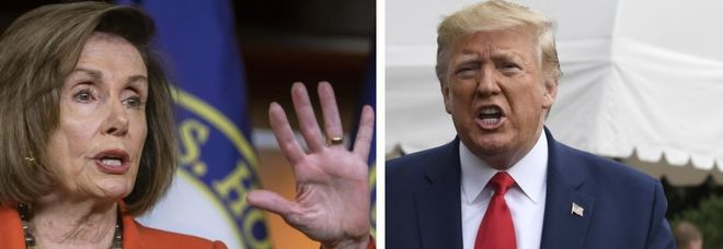 Trump, Camera Usa approva procedure per impeachment. Il presidente: «La più grande caccia alle streghe»