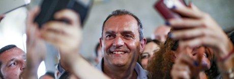 Ecco il manifesto di de Magistris:  «Costruiamo alleanze prima del voto»
