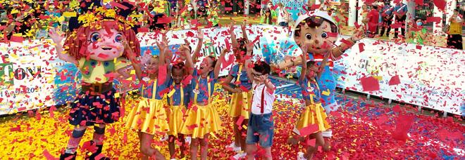 Giffoni 50 Plus, grande successo per Summer & Todd e Pinocchio