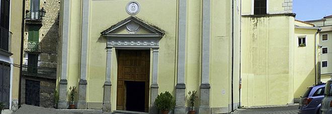 Furti in Campania e Calabria, 7 arresti indagini partite da raid in Cattedrale