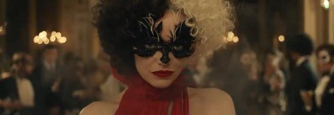 Emma Stone è Crudelia: il trailer del nuovo film Disney
