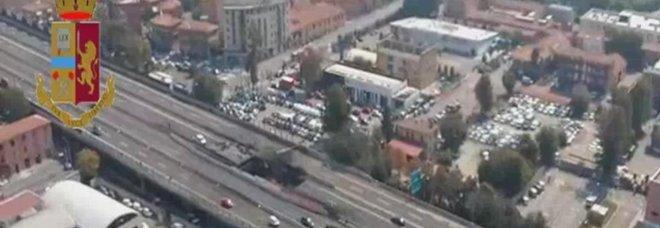 Bologna, i danni stimati ammontano a 10 milioni