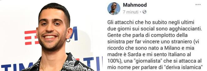 Sanremo, Mahmood: «Ho votato Lega ma non lo rifarò». Ma è una bufala clamorosa