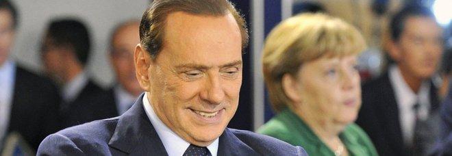 Berlusconi rivela: «Ho scoperto chi mise in giro la mia frase contro la Merkel»