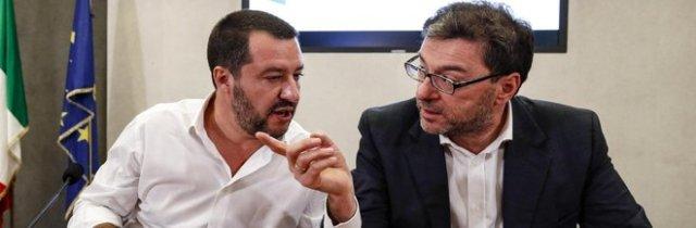 Salvini: «Se vinco io la Tav si farà, capisco che gli alleati siano innervositi dai sondaggi»