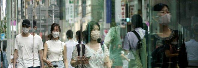 Covid, è di nuovo boom di casi a Tokyo: 4058 i nuovi positivi