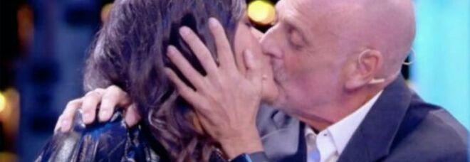 Paolo Brosio e fidanzata a Live non è la D'Urso: la reazione di Paolo all'audio choc e la macchina della verità per Maria Laura