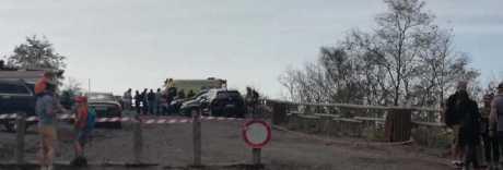 Choc sul Vesuvio: operaio muore a quota mille, voleva vedere il cratere