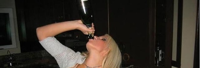 Collegare con una ragazza ubriaca