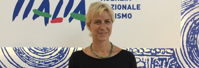 La direttrice marketing di Enit, Maria Elena Rossi