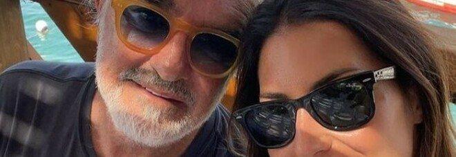 Briatore e Gregoraci insieme a Capri, la foto scatena i fan: ritorno di fiamma?