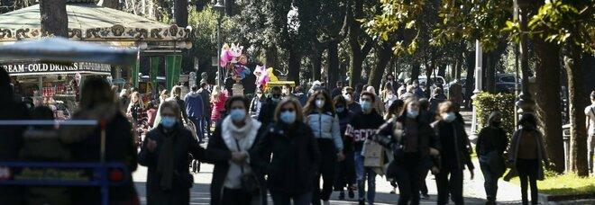 Lazio zona gialla, bollettino oggi 6 marzo: 1.563 nuovi casi (+38) e 13 morti (-6). A Roma 641 contagi
