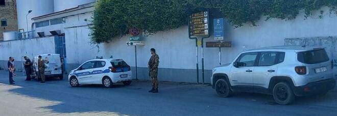 Terra dei Fuochi, blitz a Casalnuovo: 21 persone identificate e due multati