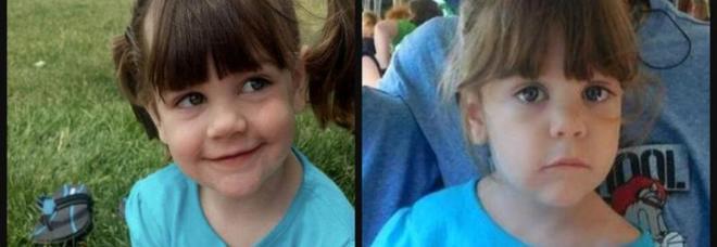 Gabby 4 anni uccisa di botte e con acqua bollente da mamma e fidanzato: si era fatta pipì addosso