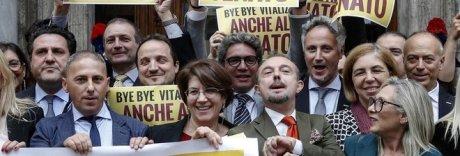 Via libera del Senato al taglio vitalizi, Di Maio: «Bye bye privilegi»