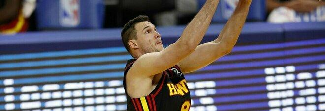 NBA, i Denver Hawks di Gallinari vanno ko contro i Nuggets. La partita finisce 126 a 102