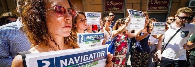 Navigator campani, è svolta: i 471 saranno assunti dall'Anpal