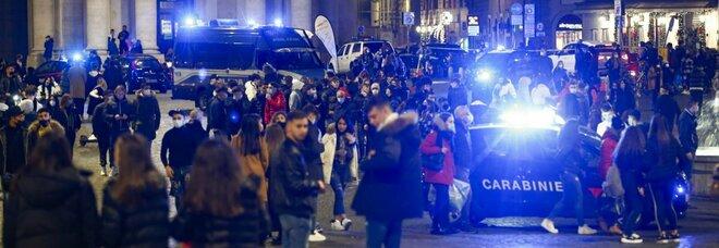 Feste private illegali a Roma, 11 denunciati a largo Argentina. «Allerta Capodanno»