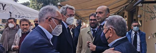 Marino: «L'asse Caserta-Napoli con Manfredi è possibile»