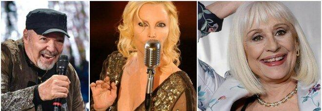 Raffaella Carrà, l'addio dei colleghi sui social. Da Vasco Rossi a Patty Pravo: «La più bella e brava di sempre»
