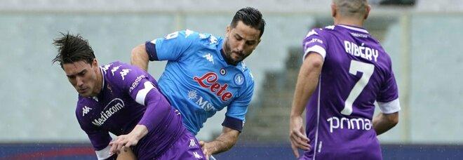 Fiorentina-Napoli, live tweet di Anna Trieste