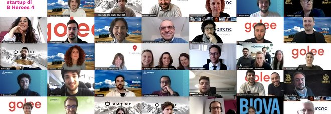 Intesa Sanpaolo e B Heroes annunciano le 16 startup finaliste