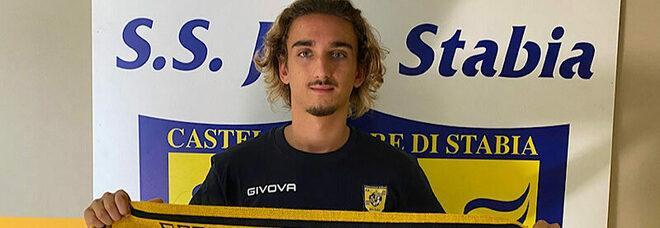 Juve Stabia: dalla Sampdoria arriva l'attaccante Matteo Stoppa