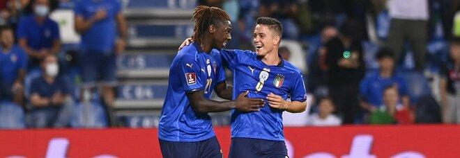 Italia-Lituania in diretta alle 20:45: probabili formazioni e dove vederla in tv e diretta streaming