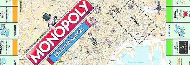 Torna il Monopoly edizione di Napoli e sul tabellone spunta Edenlandia