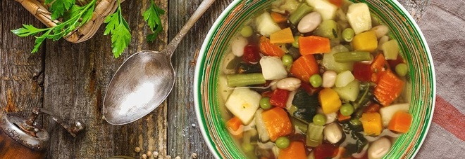 """Al via il minestrone """"detox"""" di Findus. Sano e nutriente: 10 motivi per portarlo a tavola"""
