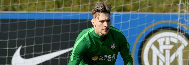 Inter, spunta il quinto positivo: è il portiere di riserva Radu