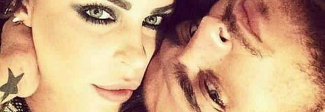 Nina Moric e Luigi Favoloso (Instagram)