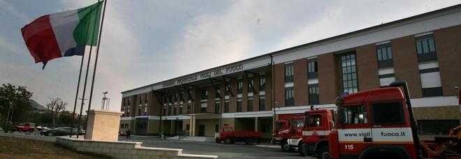 Vigili del fuoco di Caserta, Carlo Federico nuovo comandante
