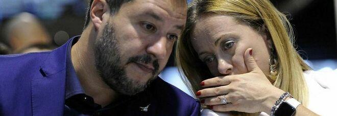 Salvini: «Conte in Aula come un Pontefice, basta stato di emergenza». Meloni: «Non voto scostamento»