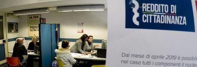 Reddito, accolte 900mila domande: Campania in testa, poi la Sicilia