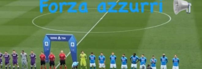 Koulibaly non abbandona il Napoli: l'azzurro segue i compagni
