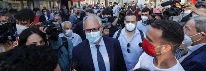 Roberto Gualtieri: «M5S? No apparentamenti al ballottaggio e no loro assessori in un'eventuale giunta»