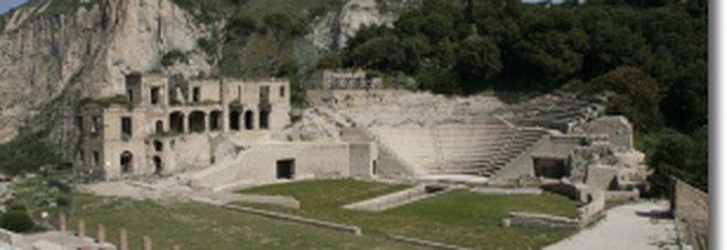 «Suggestioni all'imbrunire»: a Napoli musica e teatro al parco Pausilypon
